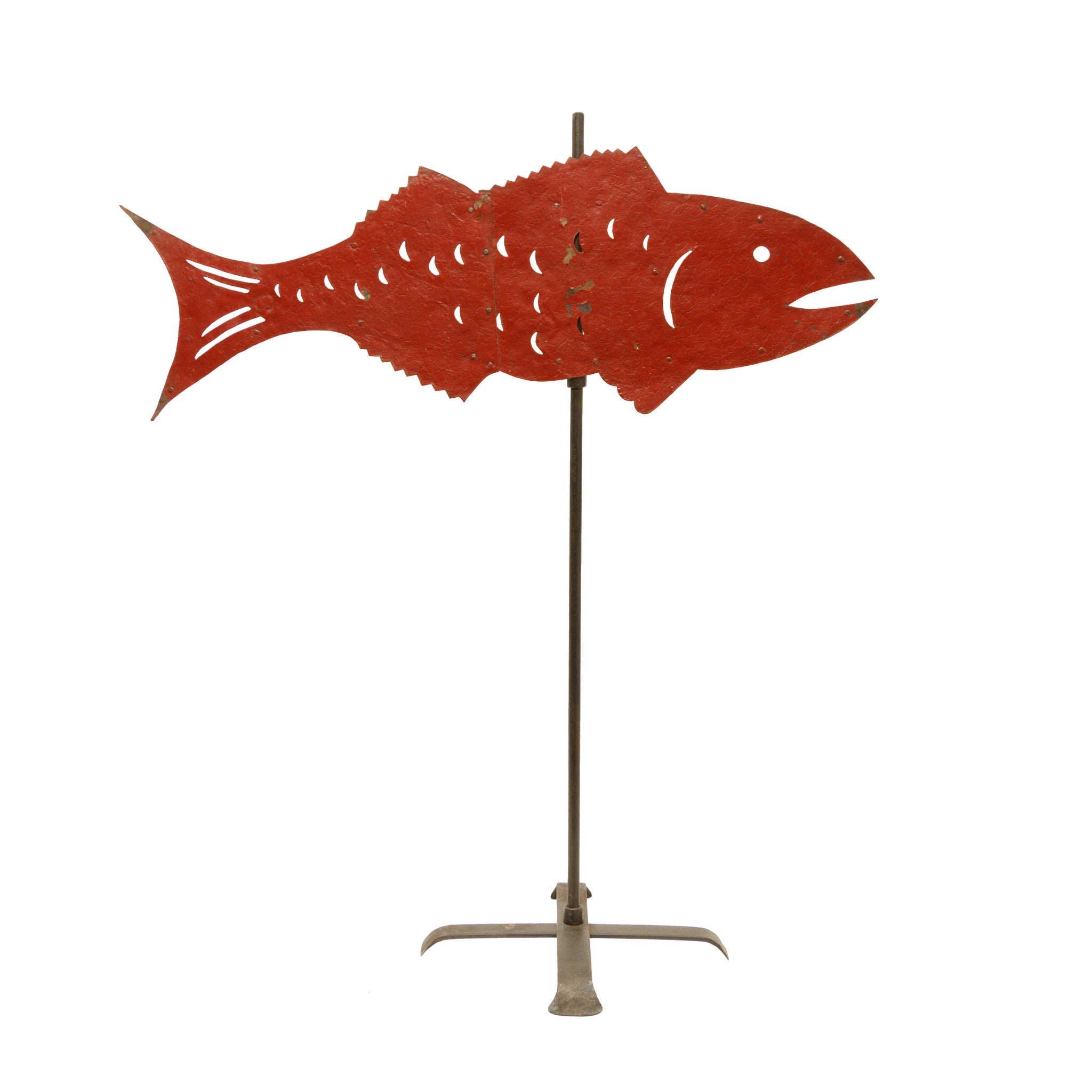 Fish Weather Vane fish, folk art, weather vanes