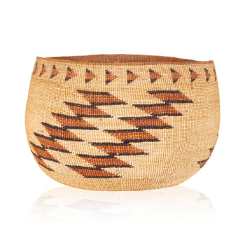 American Indian  baskets, karok  Karok Basket