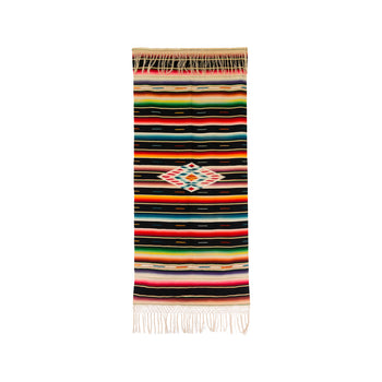 American Indian  4' to 6', mexican, serapes, southwestern, weavings  Mexican Serape