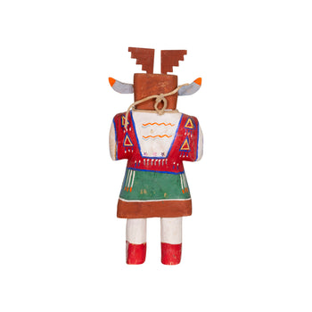American Indian  dolls, hopi, kachinas, new item  Hopi Kachina