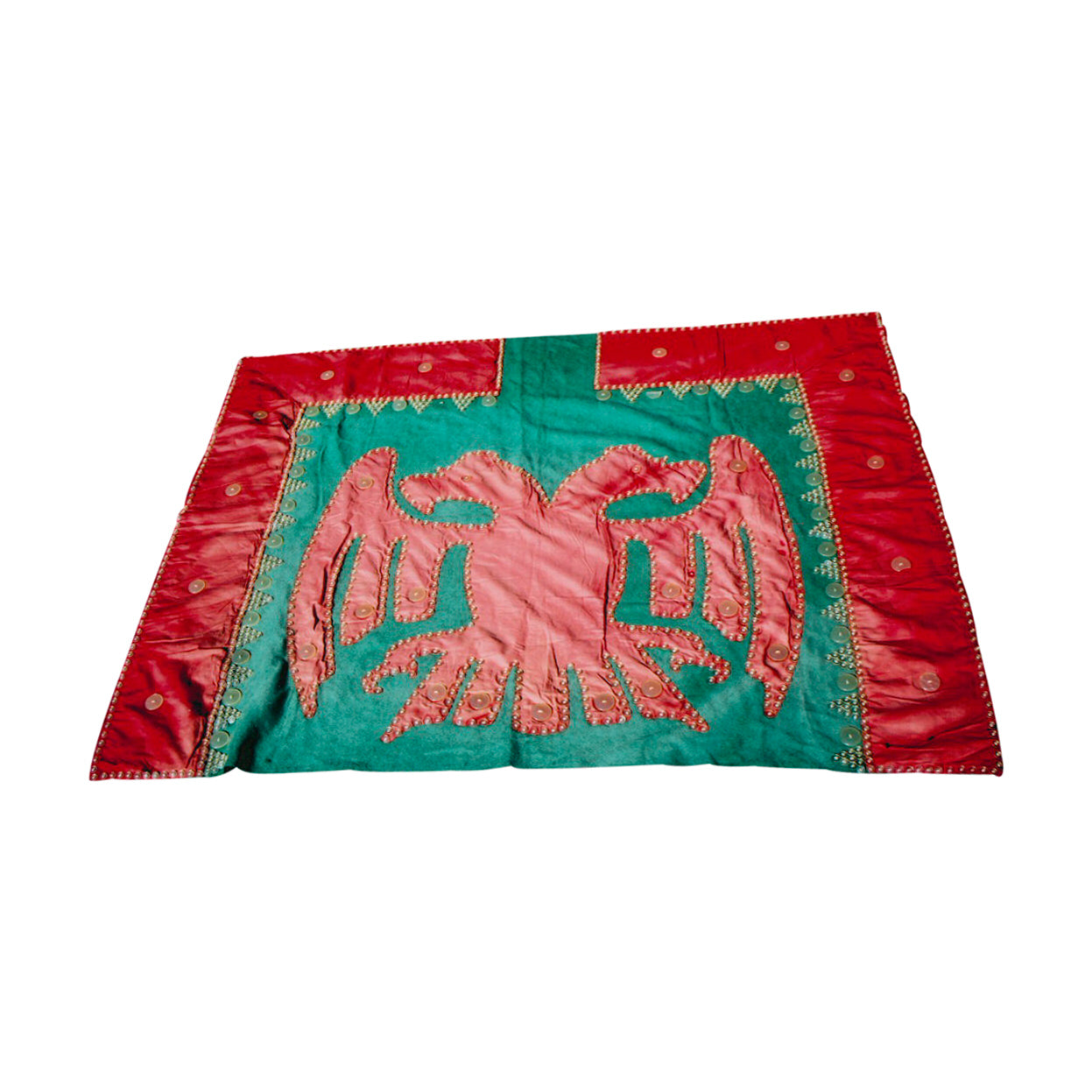 Button Blanket american indian other, blankets, button blankets, northwest coast
