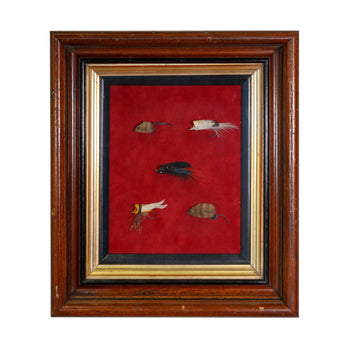 Sporting Goods  fishing, fly fishing, lures  Framed Baits