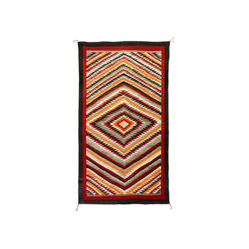 American Indian  4' to 6', navajo, red mesas, weavings  Red Mesa Weaving