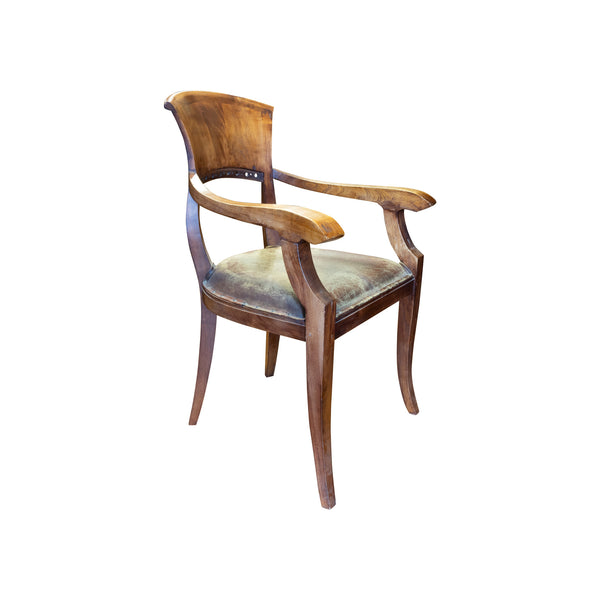 Teak Door Table and Chairs