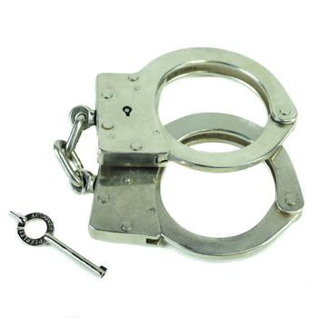 Cowboy and Western  handcuffs, law enforcement  American Munitions Company Handcuffs