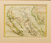 1768 Map of California  california, maps