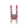 Nez Perce Martingale  beadwork, horse gear, martingales, nez perce, northwest, plateau