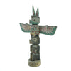 Must Have Been Outside  < 1', carvings, tlingit, totems