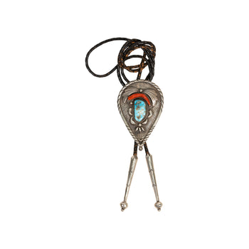 Jewelry  bolos, navajo, southwest  Red Mountain Turquoise Navajo Bolo