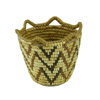American Indian  baskets, klickitat, northwest  Klickitat Basket