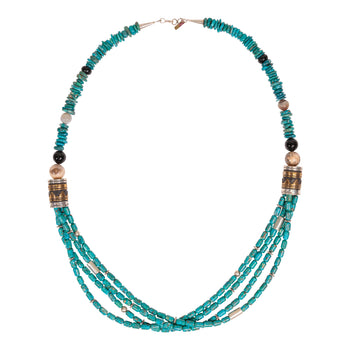 Jewelry  necklaces, tommy singer, turquoise  Tommy Singer Turquoise Necklace