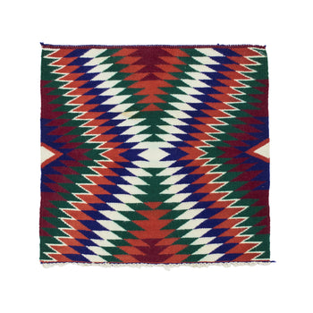 American Indian  1' to 4', germantowns, navajo, samplers, weavings  Germantown