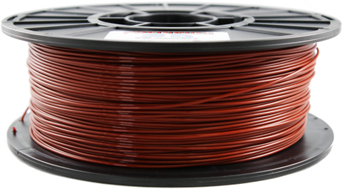 Bay Horse Brown PLA Filament [1.75MM] 2.2LB / 1KG Spool