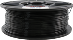 Black PLA Filament [1.75MM] 2.2LB / 1KG Spool