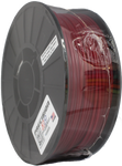 Burgundy Magenta [Translucent] PLA Filament [2.85MM] 2.2LB / 1KG Spool