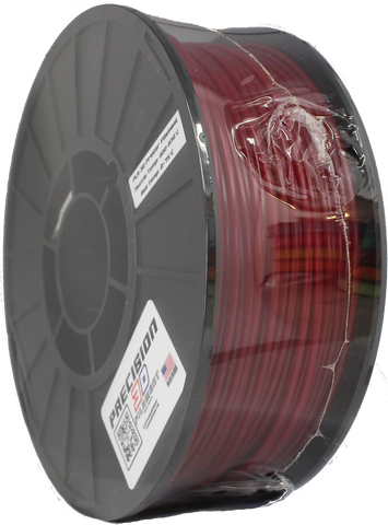 Burgundy Magenta PLA Filament [2.85MM] 2.2LB / 1KG Spool