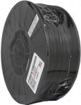 Black PLA Filament [2.85MM] 2.2LB / 1KG Spool