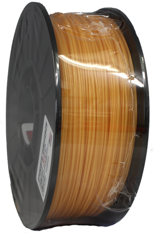 Antique Gold PLA Filament [1.75MM] 2.2LB / 1KG Spool