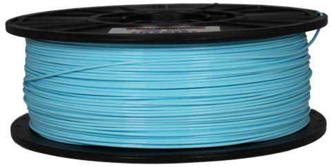 Carolina Blue PLA Filament [1.75MM] 2.2LB / 1KG Spool