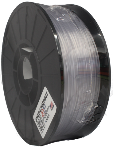 Natural Clear PLA Filament [2.85MM] 2.2LB / 1KG Spool