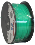 "Gecko Green  Mini ""Slider"" Size Spool PLA 1.75MM Filament .4LB [180 Grams]"