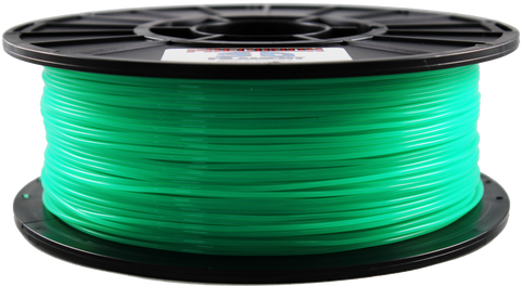 Gecko Green PLA Filament [1.75MM] 2.2LB / 1KG Spool