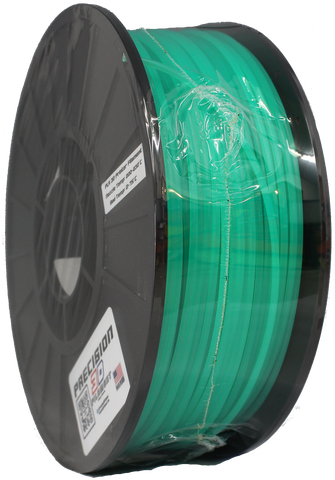 Gecko Green PLA Filament [2.85MM] 2.2LB / 1KG Spool