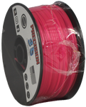 "Precision 3D Hot Pink [Transparent] Mini ""Slider"" Size Spool PLA 1.75MM Filament .4LB [180 Grams]"
