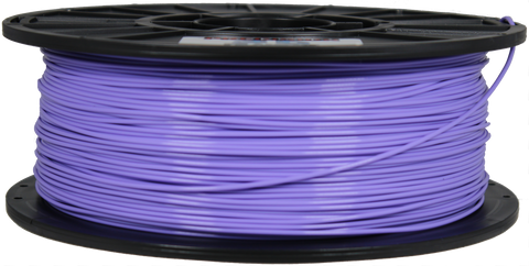 Lilac PLA Filament [1.75MM or 2.85MM] 2.2LB / 1KG Spool