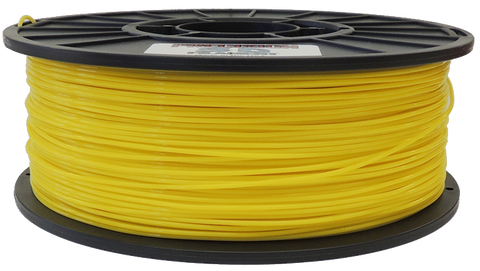 Lemon Yellow PLA Filament [1.75MM] 2.2LB / 1KG Spool