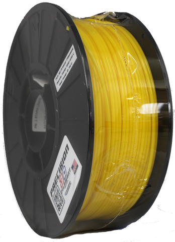Lemon Yellow PLA Filament [2.85MM] 2.2LB / 1KG Spool