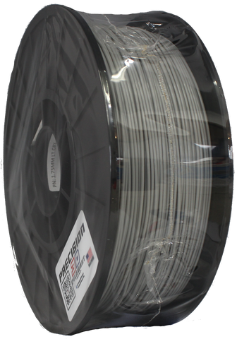 Light Gray PLA Filament [1.75MM] 2.2LB / 1KG Spool
