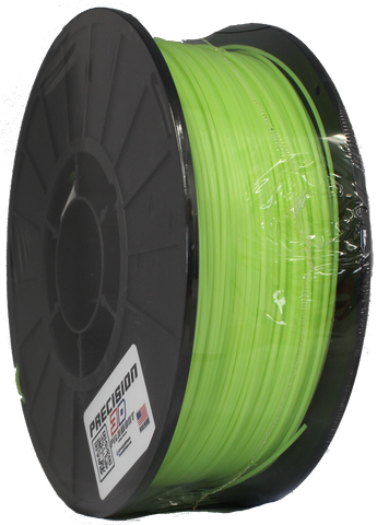 Lime PLA Filament [1.75MM] 2.2LB / 1KG Spool