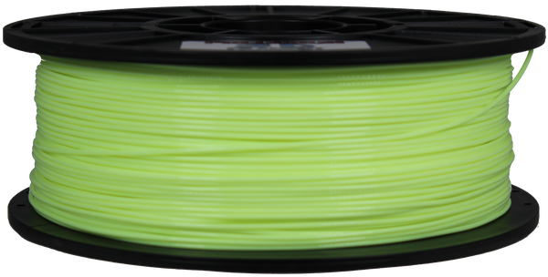 Mellow Yellow PLA Filament [1.75MM or 2.85MM] 2.2LB / 1KG Spool