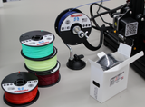 "5 Pack Mini ""Slider"" Size Spools PLA 1.75MM Filament .4LB [180 Grams]ea.  X 5"