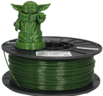 Militia Green PLA Filament [1.75MM] 2.2LB / 1KG Spool