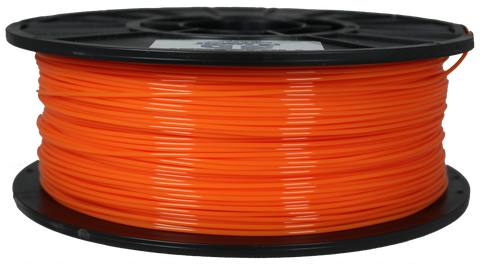 Precision 3D Orange Soda (Transperant) PLA Filament [1.75MM] 2.2LB/ 1KG Spool