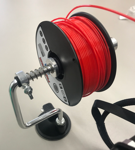 "Precision 3D Mini ""Slider"" Spool Holder"
