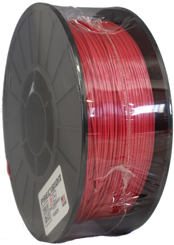 Silk Pink PLA Filament [1.75MM] 2.2LB / 1KG Spool