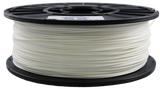 Precision 3D White Ivory PLA Filament [1.75MM] 2.2LB / 1KG Spool