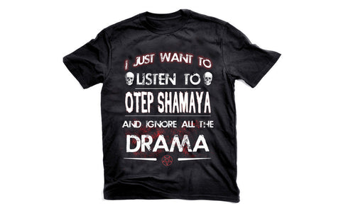 NO DRAMA - JUST OTEP