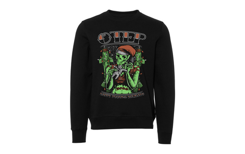 HAPPY FUCKING HOLIDAYS SWEATSHIRT