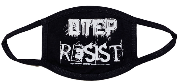 RESIST MASK (BLACK)