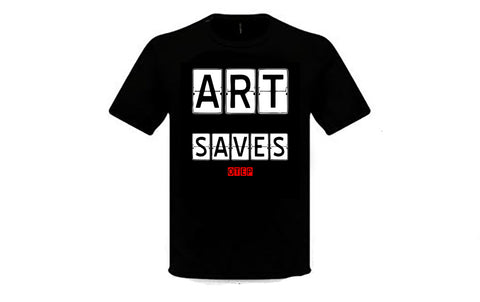 ART SAVES US ALL