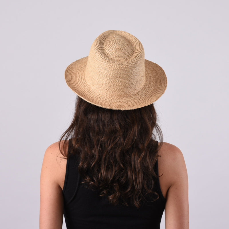 Sankaty - Narrow Braid Raffia Straw