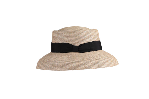 Westmoor, Small Brim - Packable Straw