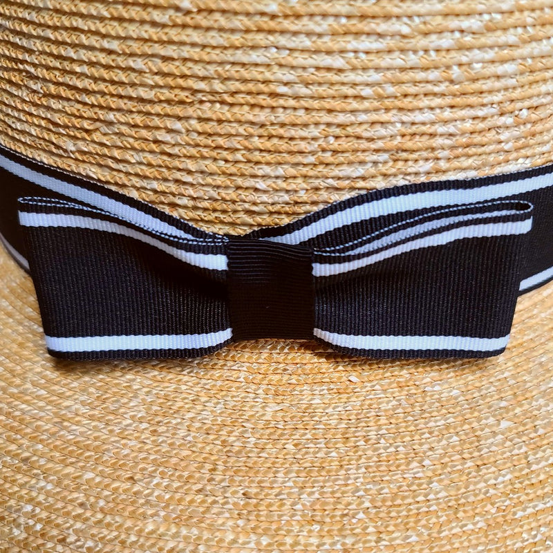 FLAT TAILORED BOWS (Pattern)