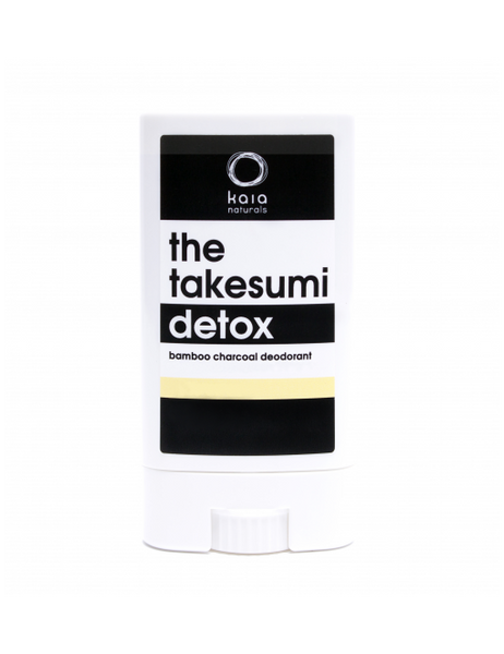 The Takesumi Detox Deodorant-Travel Size