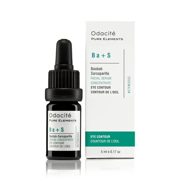 Ba+S (Baobab Sarsaprilla Serum Concentrate) - Eye Contour Treatment