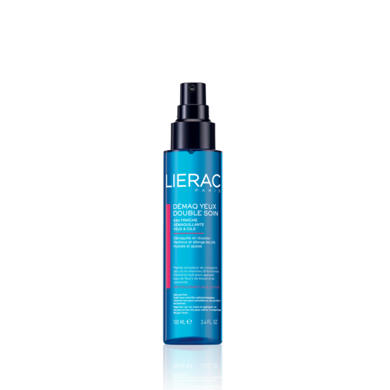 Lierac Diopti Demaq Gentle Eye Makeup Remover Gel